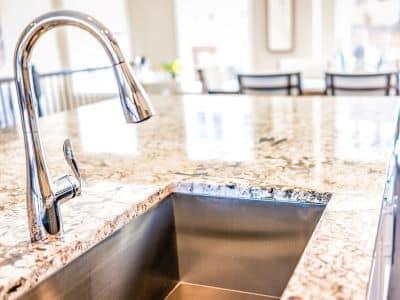 Granite countertops kenmore